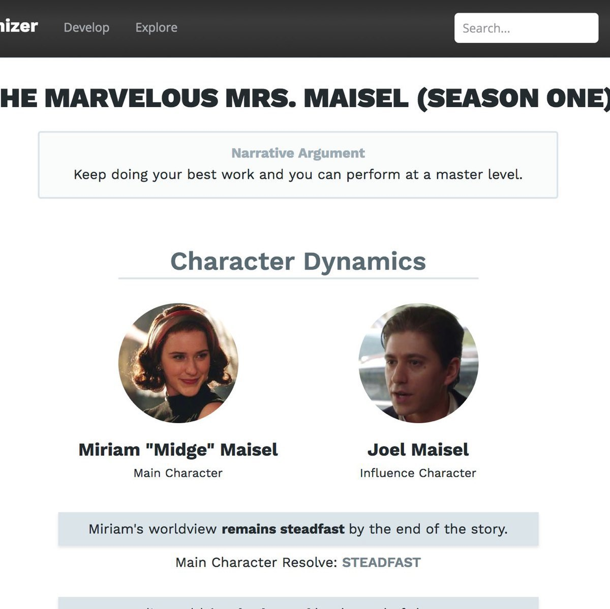 Key Players in _The Marvelous Mrs. Maisel_